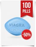 Generic Viagra 100 mg x 100 Tabs
