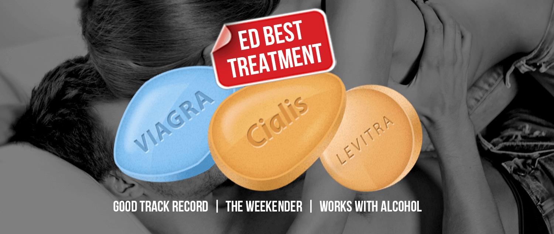 Erectile Dysfunction Best Treatment