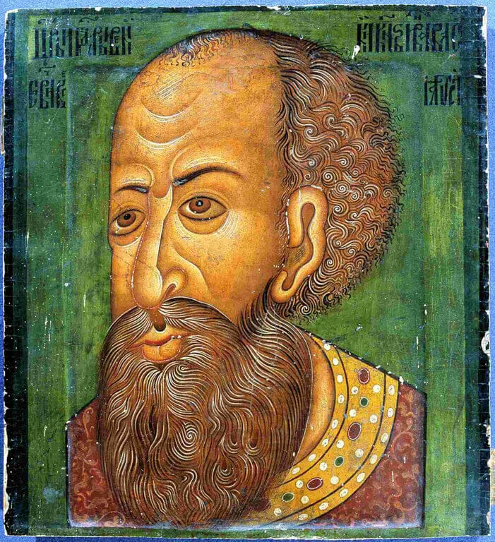 Ivan the Terrible – having a terribly good time