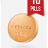 Generic Levitra 40 mg x 10 Tabs
