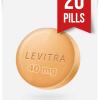 Generic Levitra 40 mg x 20 Tabs