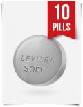 Generic Levitra Soft 20 mg x 10 Tabs