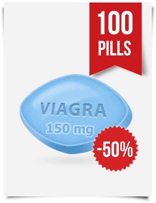 Generic Viagra 150 mg x 100 Tabs