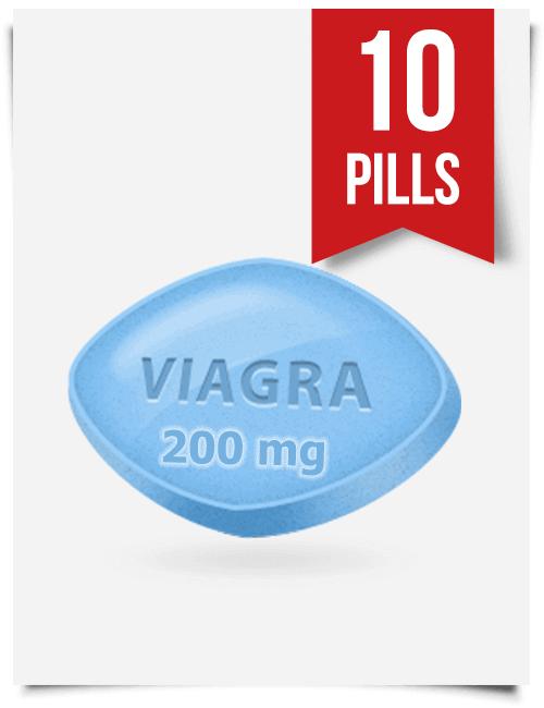 Generic Viagra 200 mg x 10 Tabs