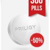 Generic Priligy Dapoxetine 60 mg x 300 Tabs
