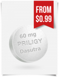 Dasutra 60 mg Dapoxetine Tablets