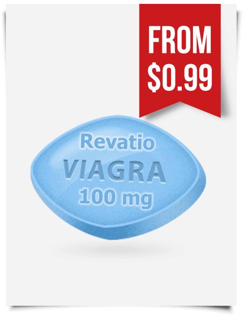 Revatio Sildenafil Citrate 100 mg