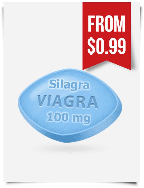 Silagra Sildenafil Citrate 100 mg