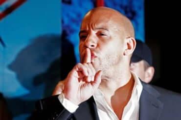 Vin Diesel gay celebrities