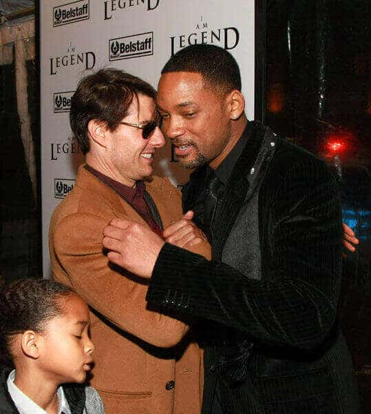 Will Smith Tom Cruise gay couple