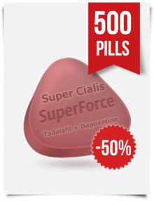 Tadapox 80 mg x 500 Tabs