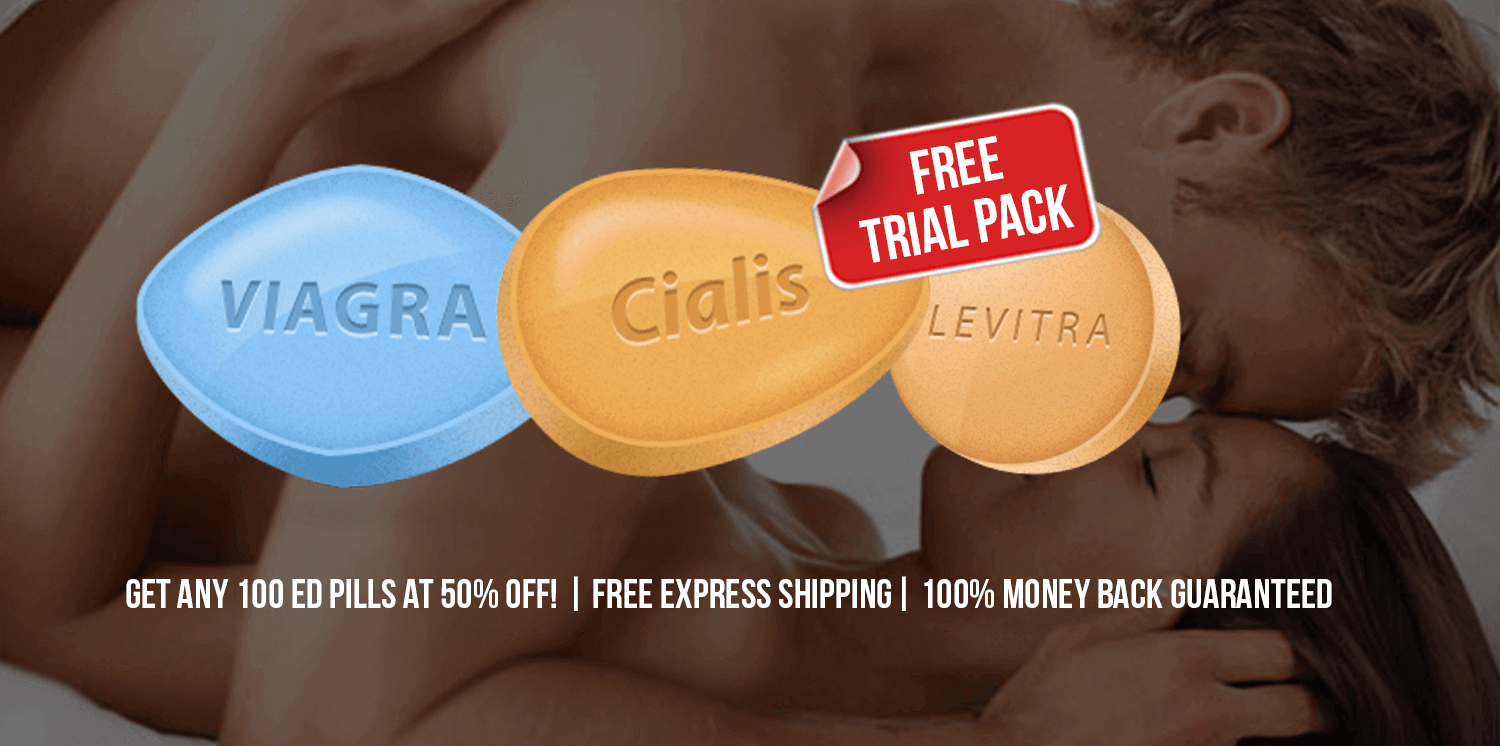 Viagra at any age – Free Viagra Trial Pack