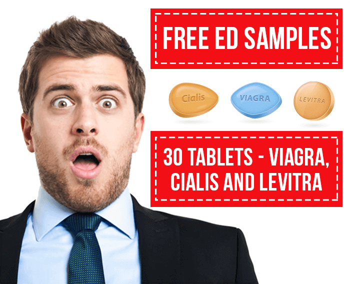 Get on Top of Erectile Dysfunction With Free ED Samples