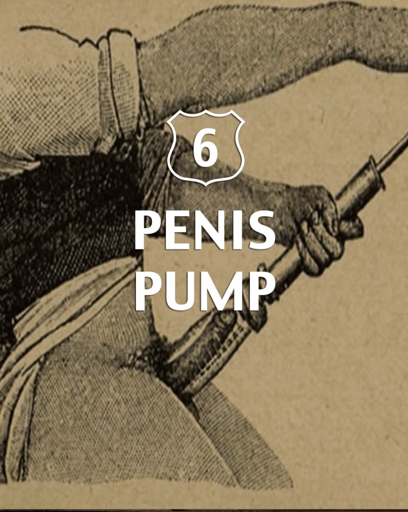 Penis Pump Alternative to Viagra