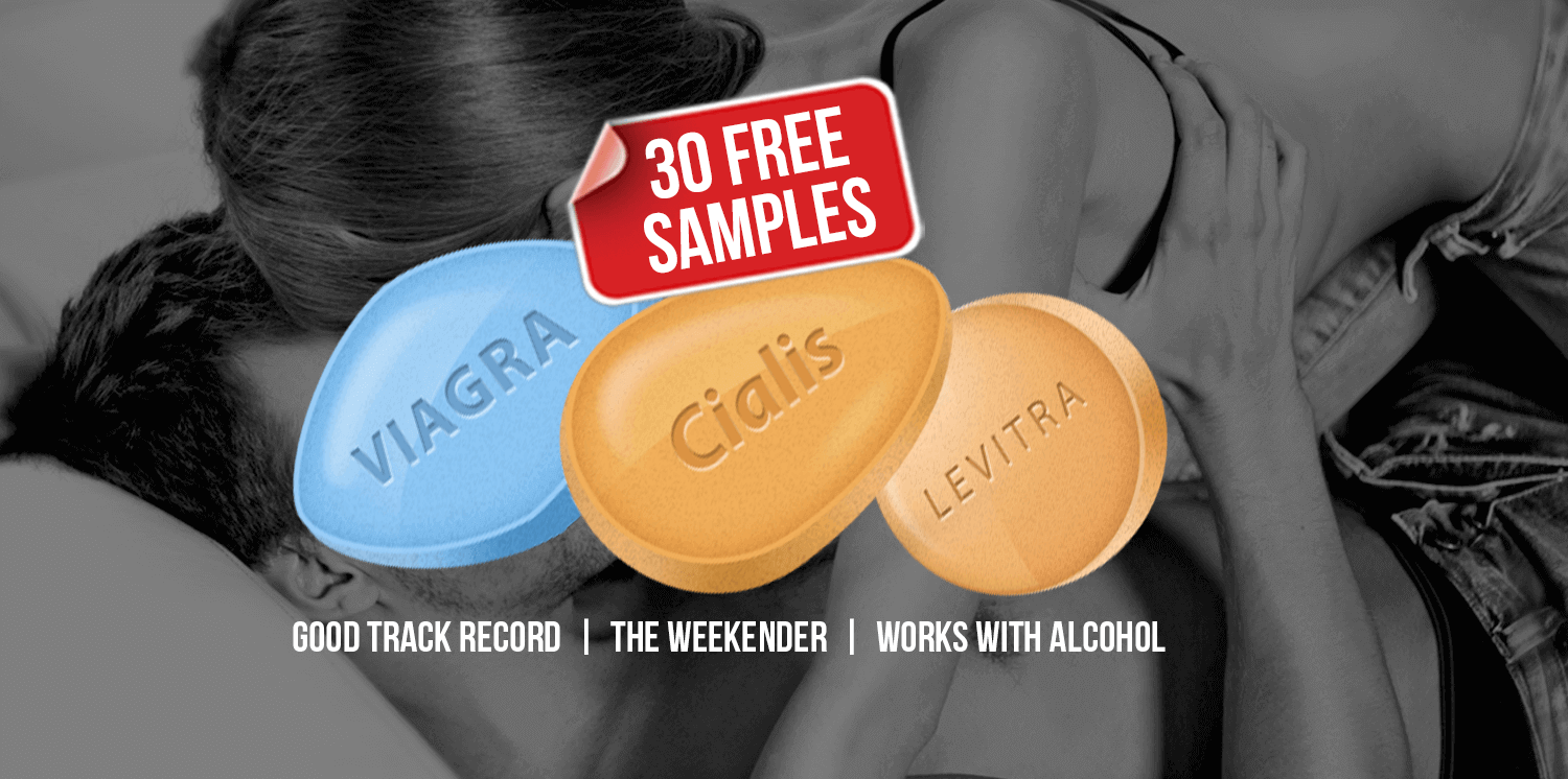 Order Viagra Samples For Free by Mail x 10 tablets