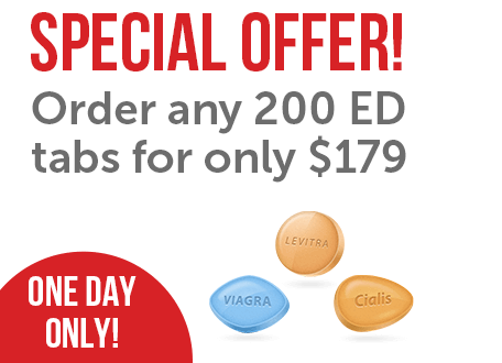 ED combo pack Viagra Cialis Levitra tablets