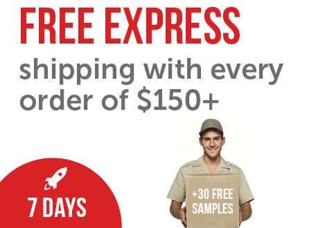 Free Express Shipping EMS to the US over $150