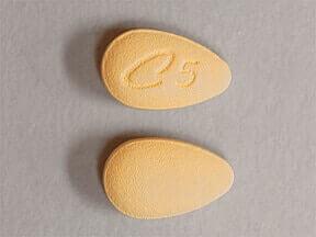Cialis 5 mg Pills