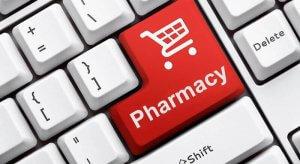Make order on online pharmacy