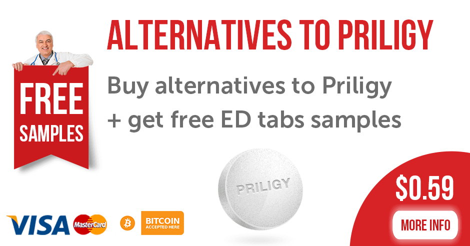 Alternatives to Priligy