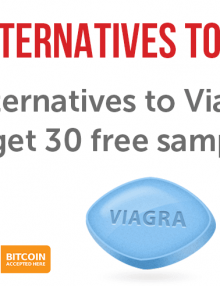 Alternatives to Viagra