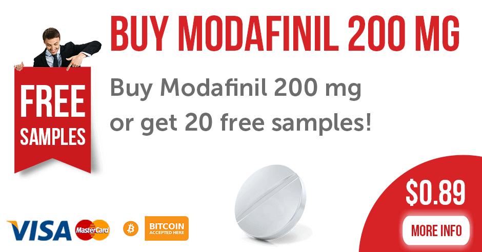 Buy Modafinil 200 mg Online