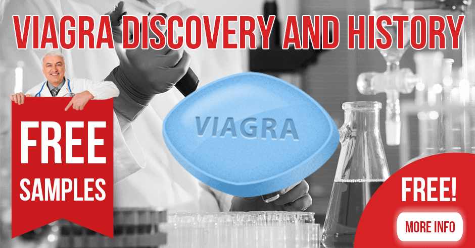 When was viagra invented