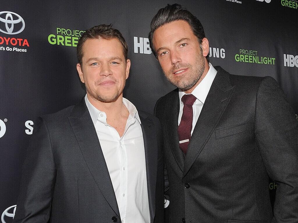 Matt Damon and Ben Affleck Cutest Gay Celebs Couple