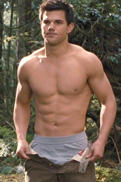 Taylor Lautner Underwear