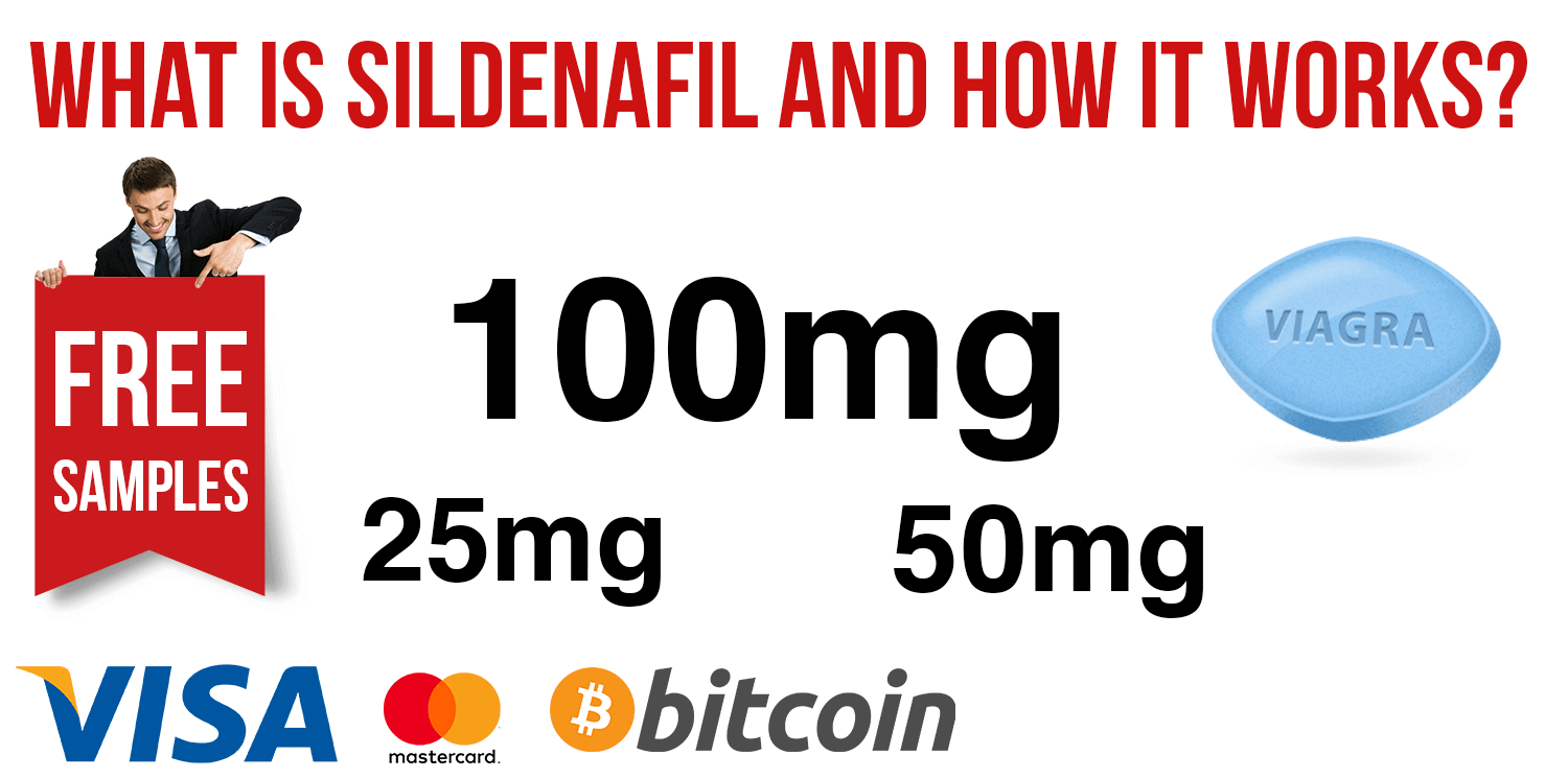 What Is Sildenafil and How It Works?