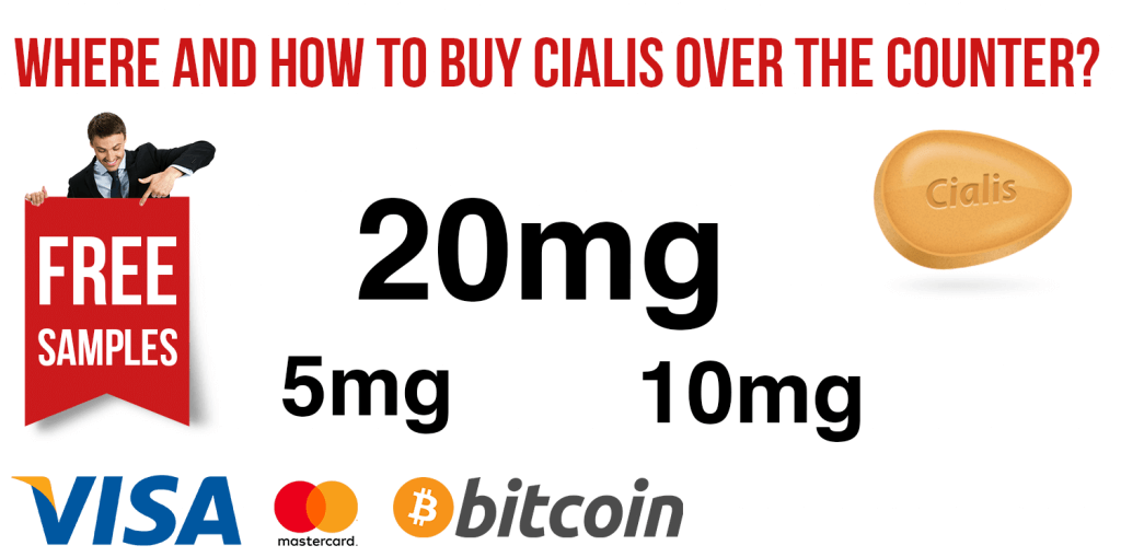 Buy Cialis Over The Counter