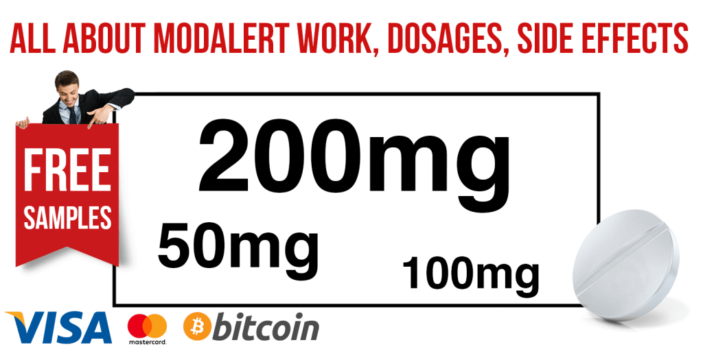 All About Modalert Work, Dosages and Side Effects