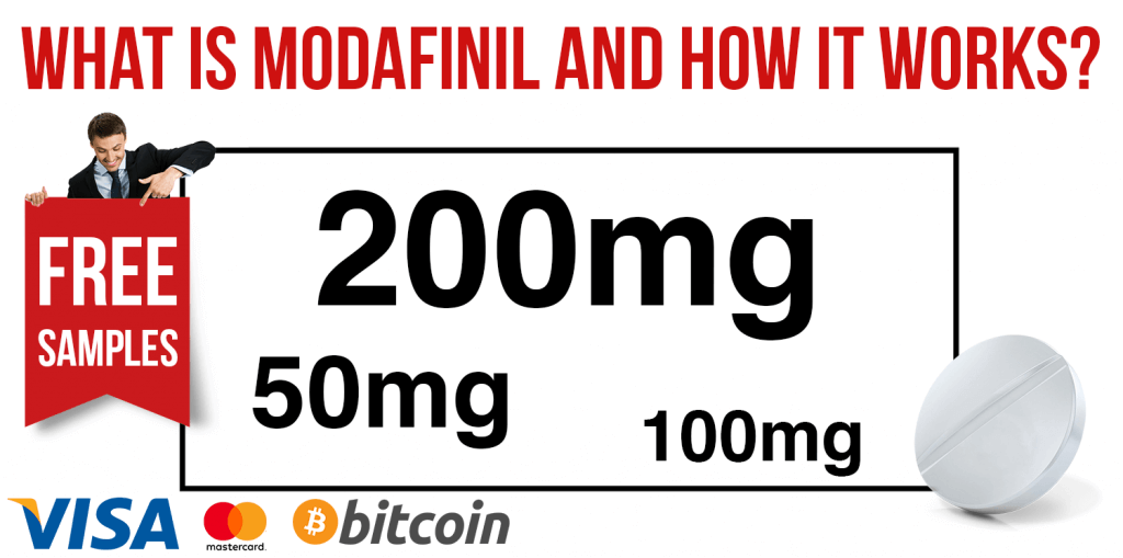 What Is Modafinil and How It Works