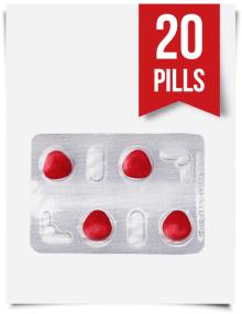 Stendra Generic Avanafil 100 mg x 20 Tabs