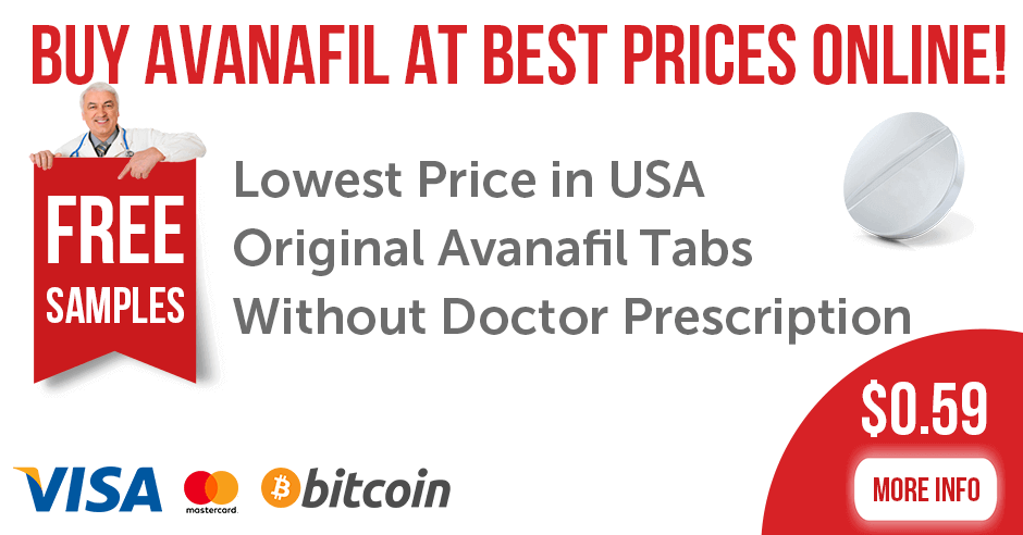 Buy Avanafil Online for Best Prices