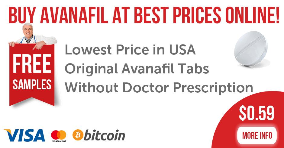 Buy Avanafil Online for Best Prices