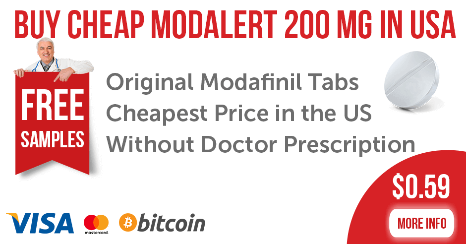 Buy Cheap Modalert 200 mg in USA
