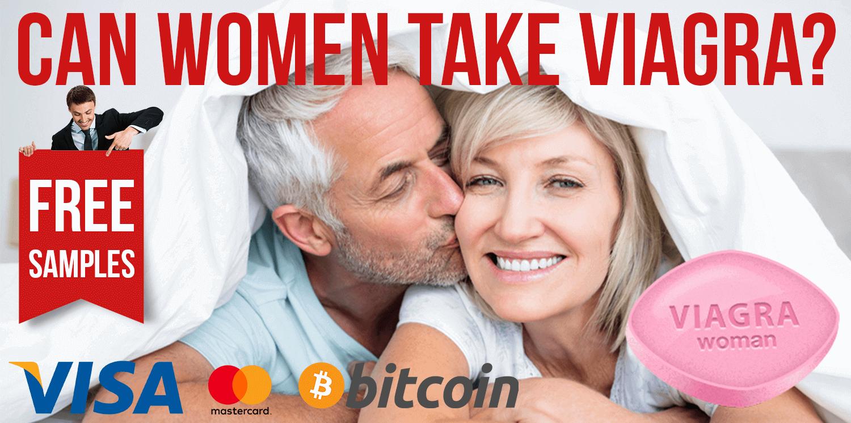 Can Women Take Viagra