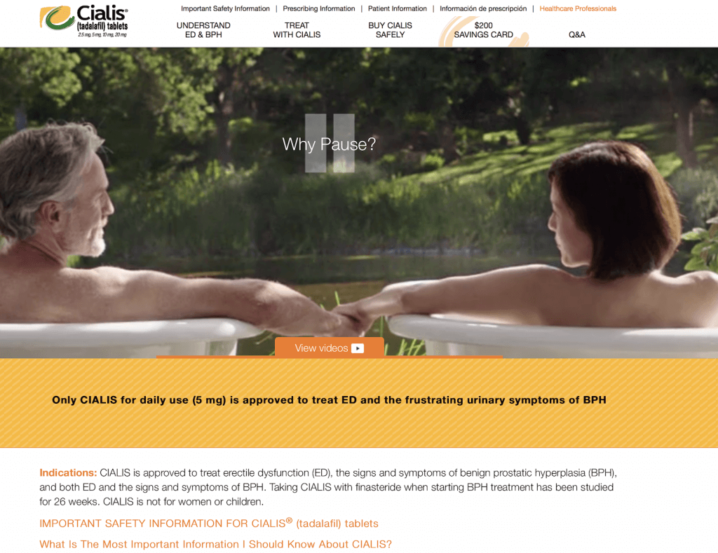 Cialis.com Pharmacy Review