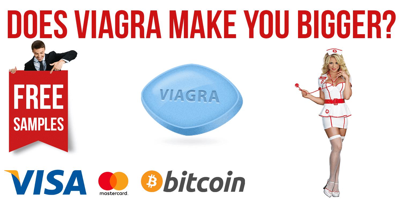 Does Viagra Make Your Penis Bigger