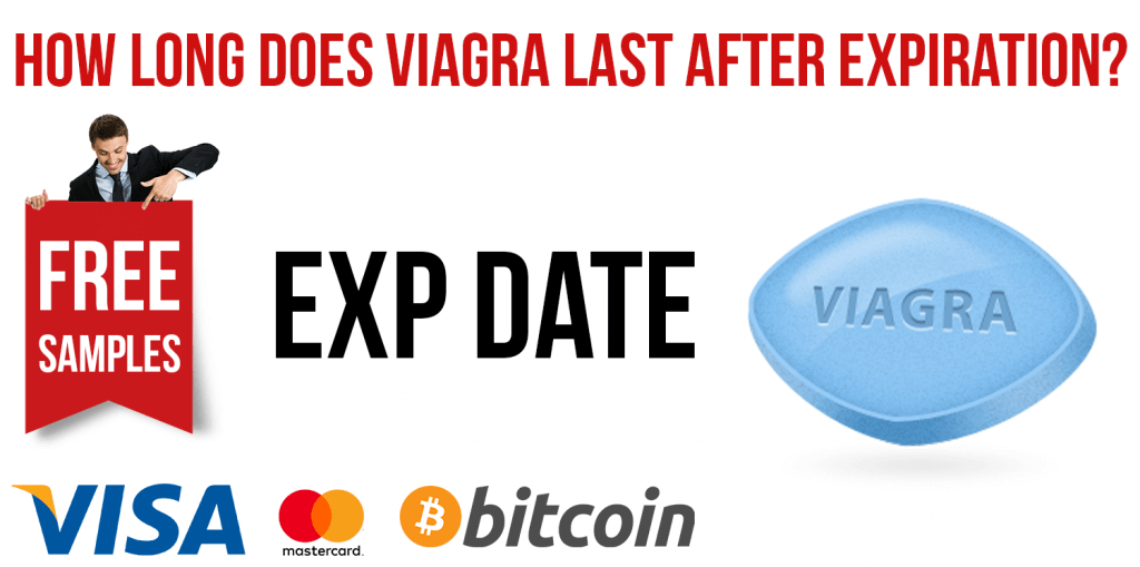 How Long Does Viagra Last After Expiration