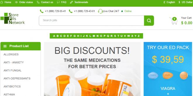 RxOnline24hour.com Pharmacy Review