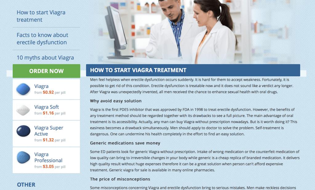 Ultimate-Generic-Viagra.com Pharmacy Review