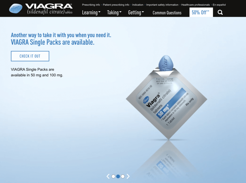 Viagra.com Pharmacy Review