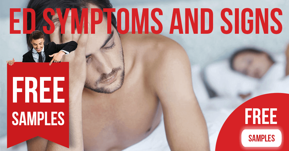 ED Symptoms and Signs