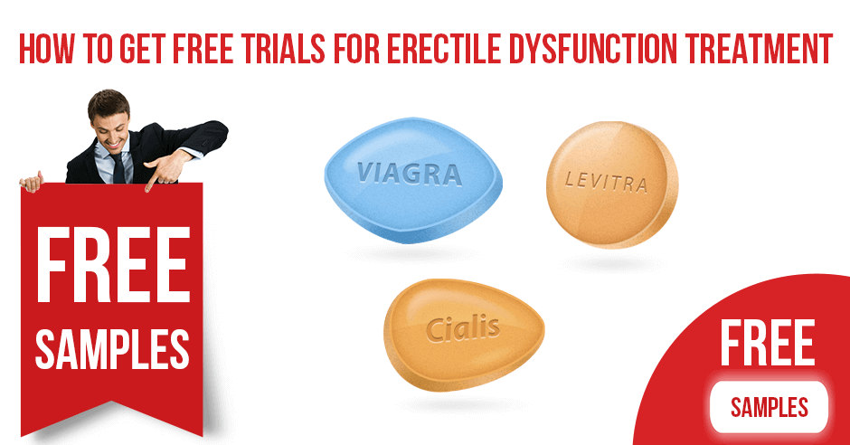 How to Get Free Trials for Erectile Dysfunction Treatment