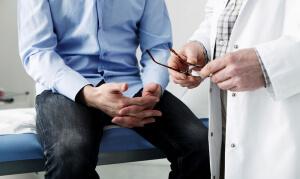 Erectile dysfunction in men