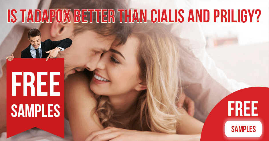 Is Tadapox Better Than Cialis and Priligy?