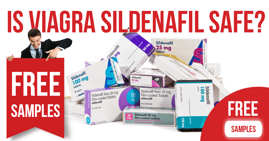 Is Viagra Sildenafil Safe?