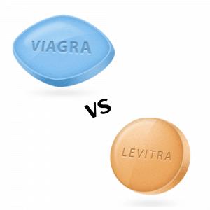 Viagra vs Levitra Comparison